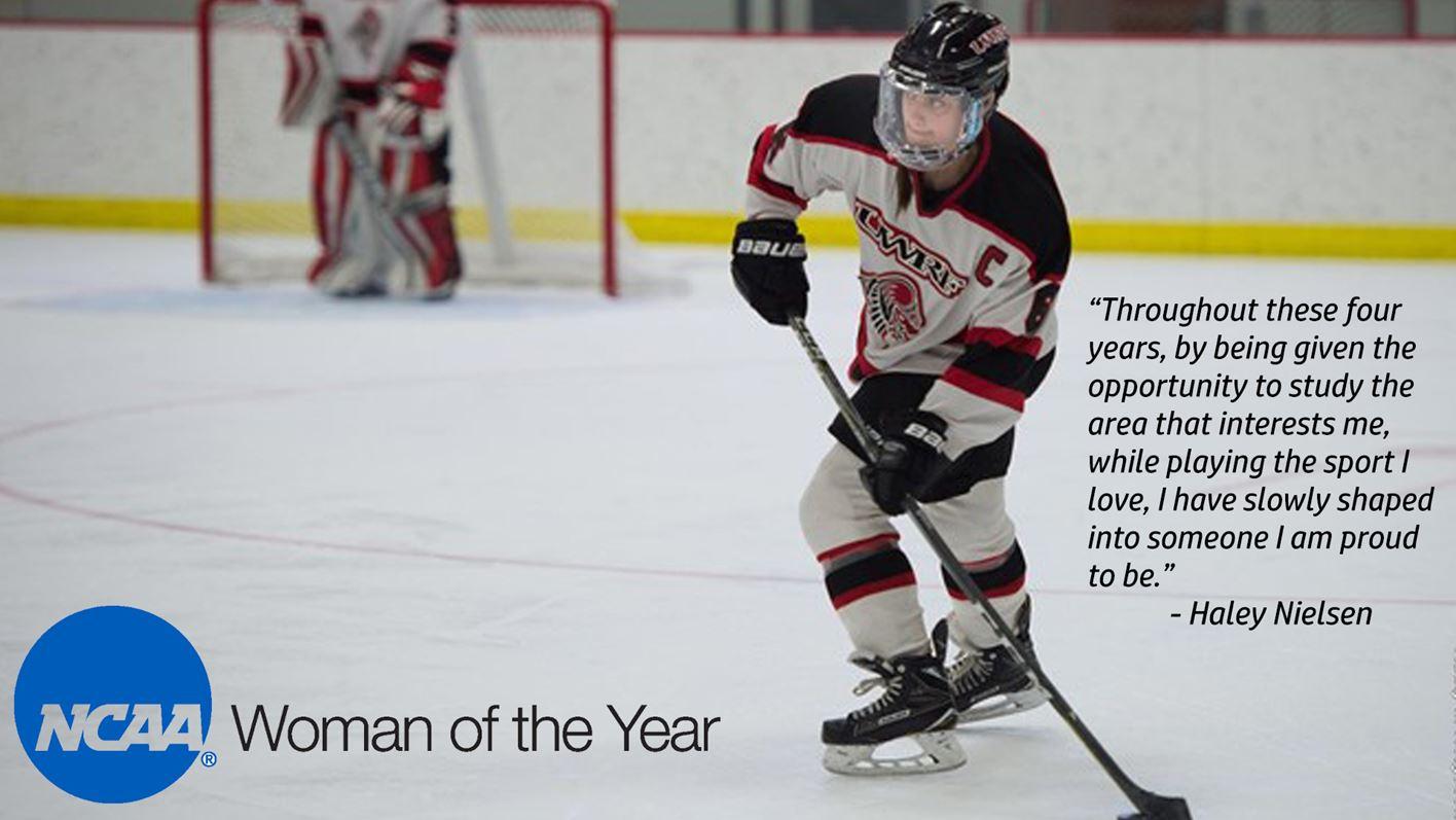 Women's Ice Hockey - Wisconsin Intercollegiate Athletic Conference